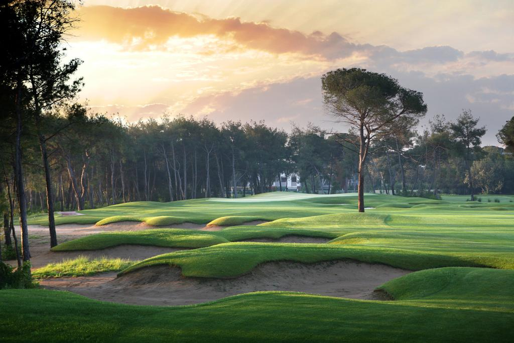 Maxx Royal Belek Golf Resort golf